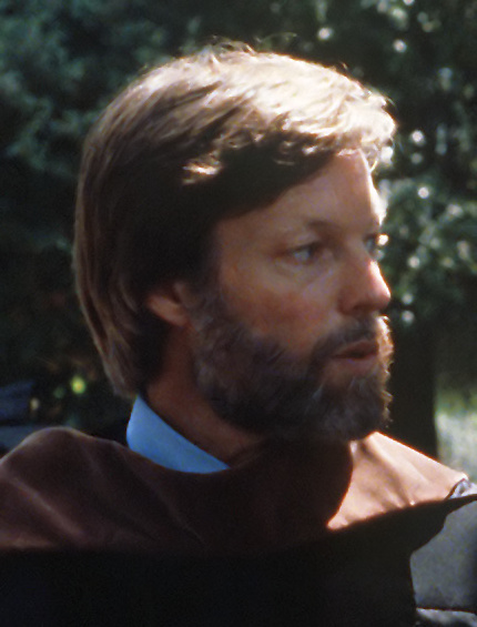American actor Richard Chamberlain